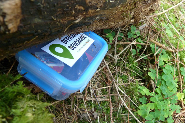Geocaching for Kids | Geocaches Along the Nature Trails