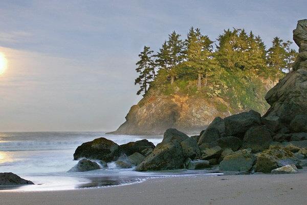 Beaches of Trinidad, California   Trinidad, California Beaches